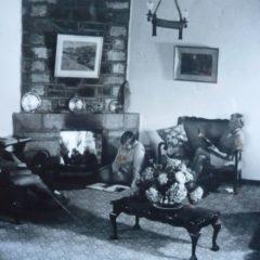 History Quiet lounge