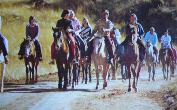 history-horse-riding