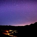 The Cavern star-gazing