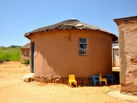 Vusani Old Classroom