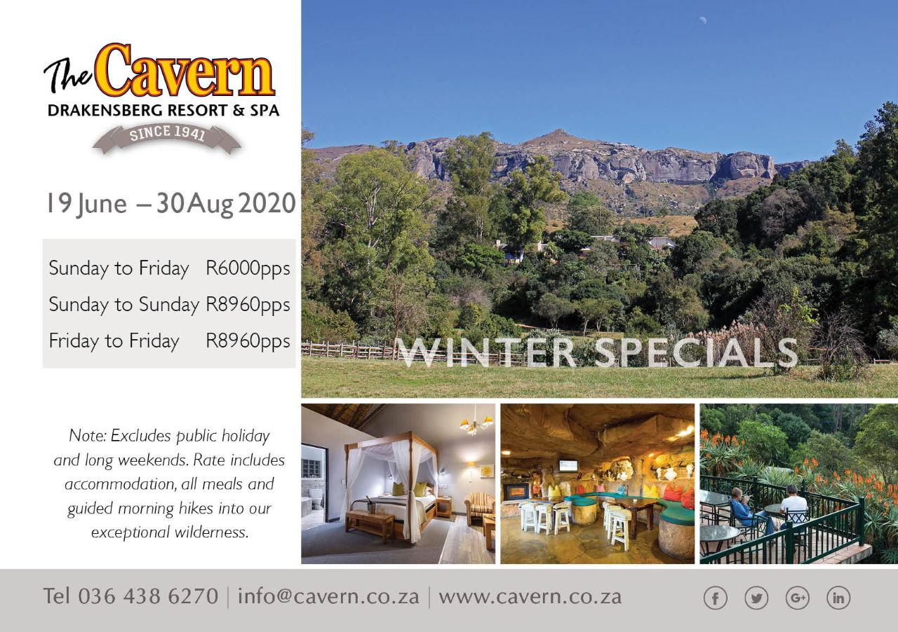 Winter Specials 2020